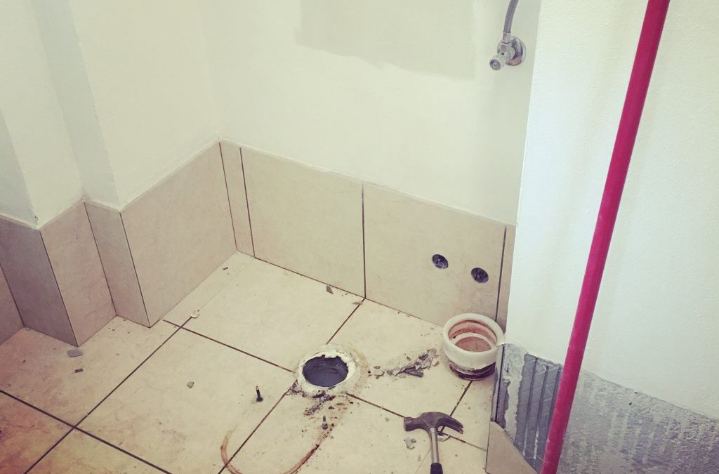 Bathroom Reno #1