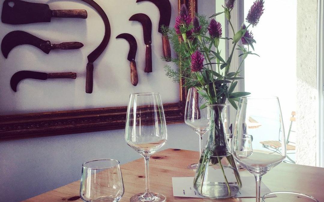 Ipša Wine Bar, Oprtalj, Istria