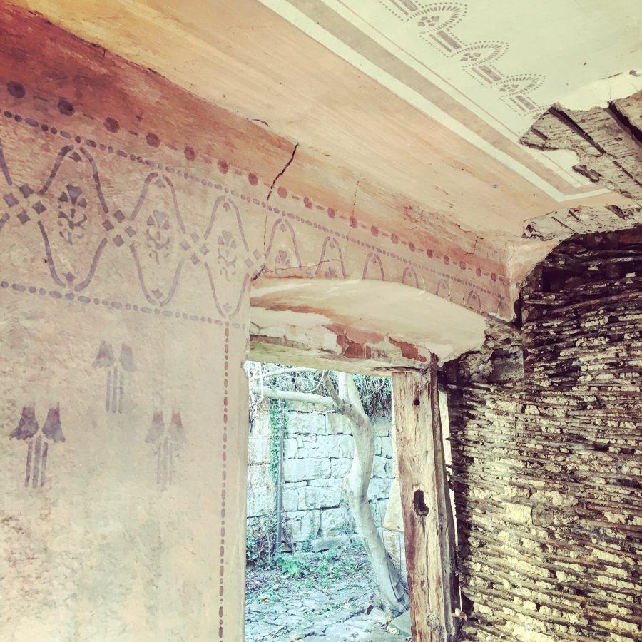 Abandoned village, Istria, Croatia