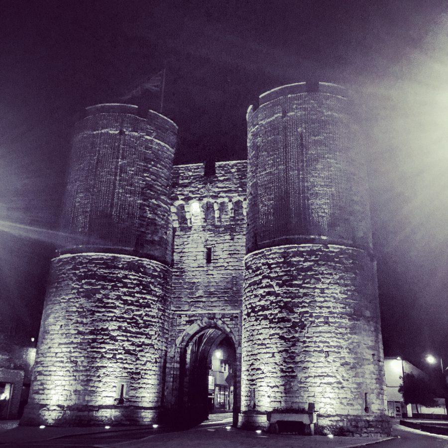 Westgate Towers, Canterbury, Kent