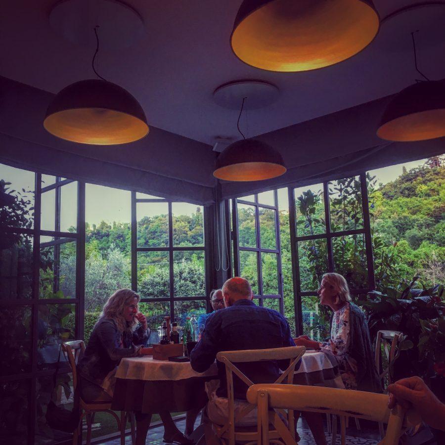 Stari Podrum Restaurant, Momjan, Istria, Croatia