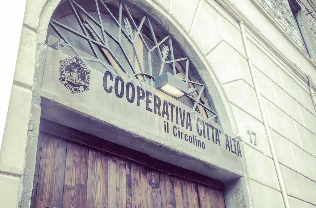 Il Circolino, Citta Alta, Bergamo
