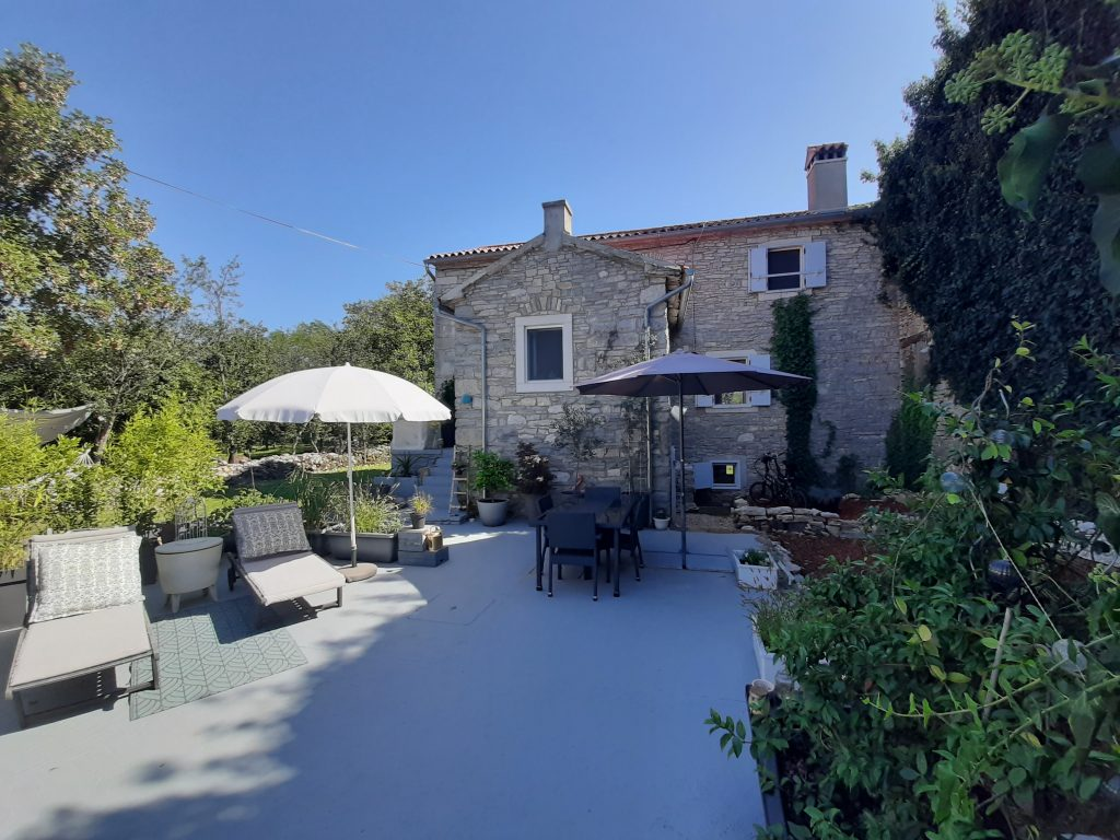 property for sale in istria, house for sale in istria, renovated stone house for sale, istria