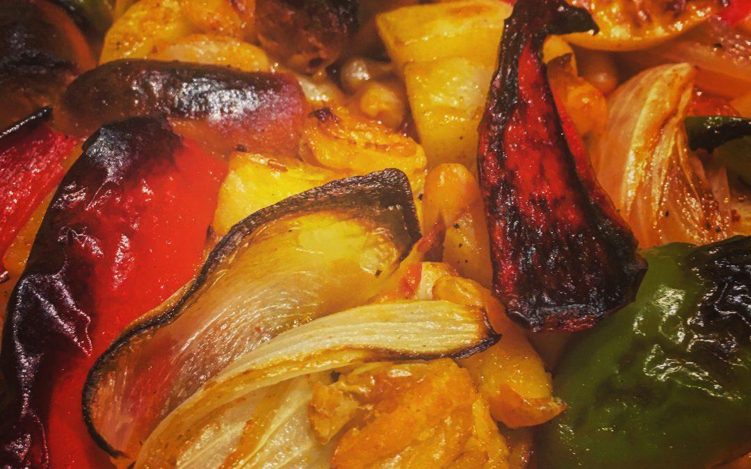 Spicy Spanish Sausage Stew