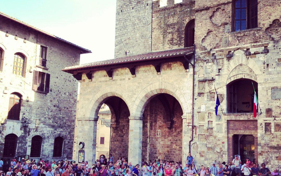 Tuscany in September