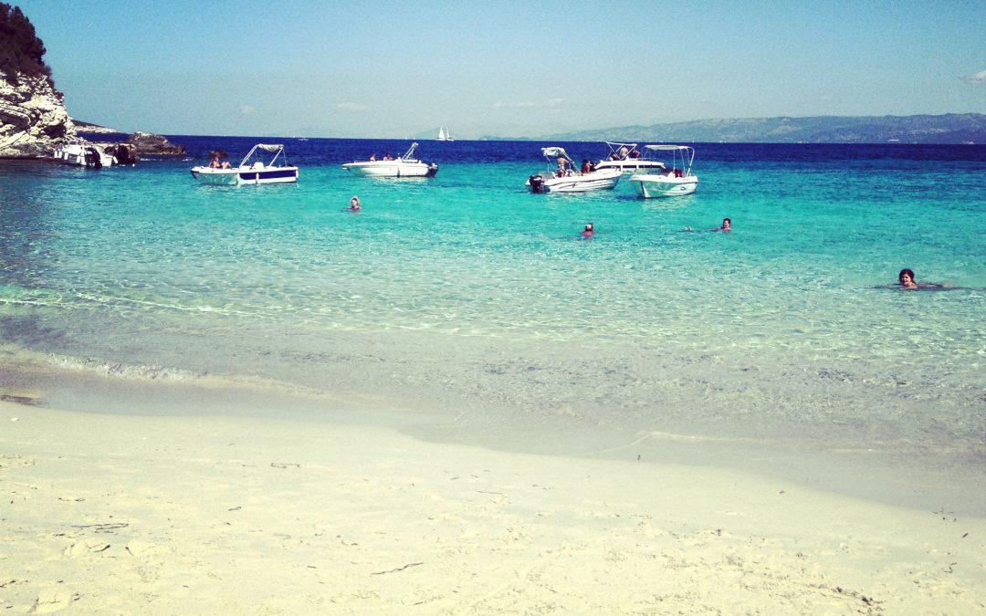 Anti-Paxos, Ionian Islands, Greece
