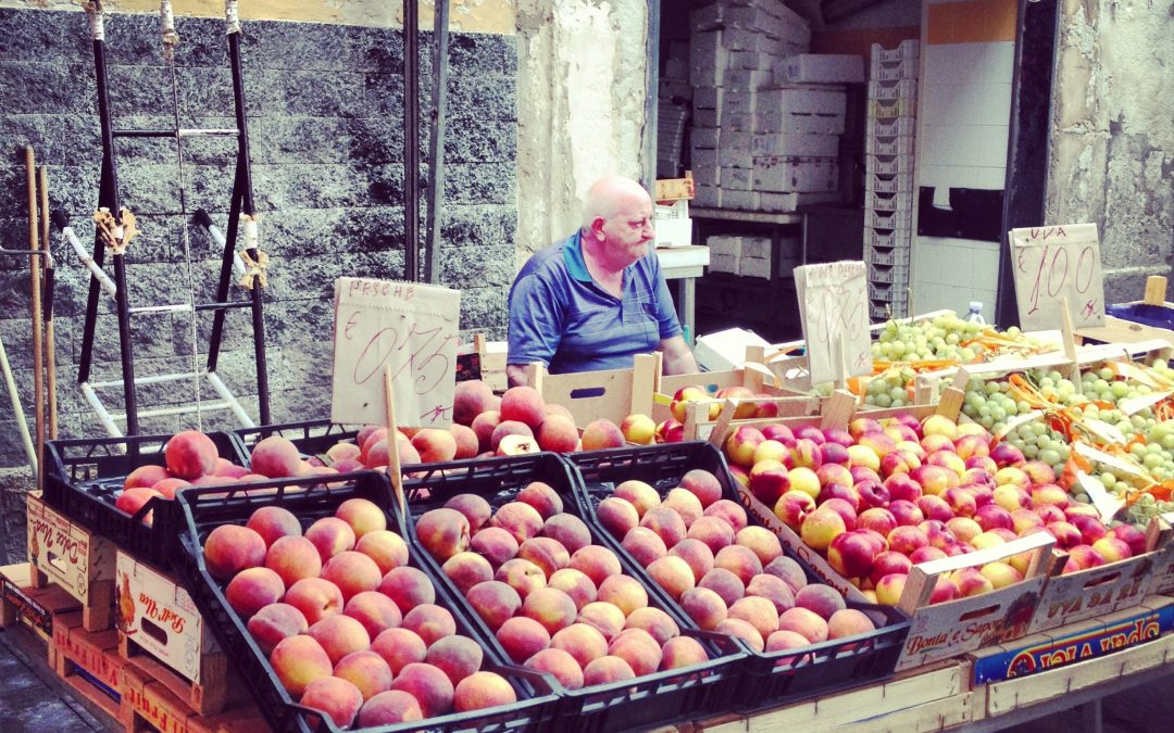 Ortigia Market, Syracuse, Sicily